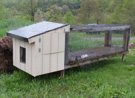 Refurbished Chick Pen