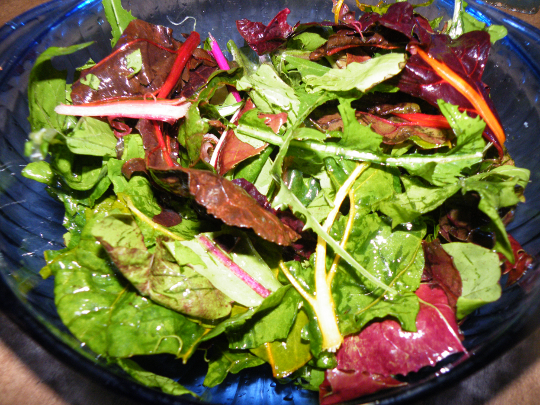 Cool Season Salad